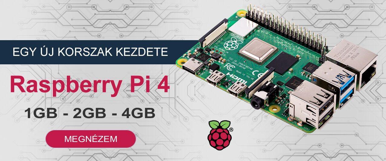hello Pi 4