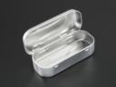A16 Kisméretű rozsdamentes fémdoboz 3,6x8,5x2,0mm