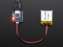 A1904 Micro Lipo - microUSB-s LiIon/LiPoly töltő - v1