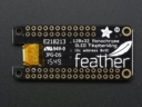 A2900 FeatherWing OLED - 128x32 OLED Add-on For Feather