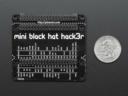 A3182 Pimoroni Black HAT Hack3r