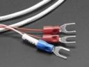 A3290 Platinum RTD Sensor - PT100 - 3 Wire 1m