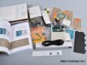 Arduino Starter Kit kicsomagolva