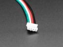 A3955 JST PH 4 pol. I2C Stemma  200mm papa szerelt kábel