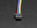 A4397 STEMMA QT / Qwiic JST SH 4-pin mama Jumper kábel 150mm