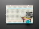A4871 Breadboard-friendly Mini PIR Motion Sensor with 3 Pin