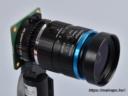 10MP-es optika Raspberry Pi HQ kamerával szerelve