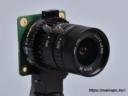 3MP-es optika Raspberry Pi HQ kamerával szerelve