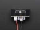A576 Mini hőmérsékletmérő panel -30 - +70 °C