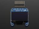 A938 OLED Display 128x64 grafikus monokrom