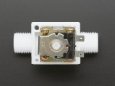 A997 Plastic Water Solenoid Valve - 12V - 1/2 inch