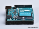 Arduino Uno Rev3 with Long Pins - A000099