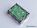 Revolt Pi3 QC-GT box (füst - átlátszó)