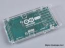 Arduino DUE - A000062 panel hátoldala