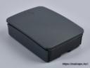 Official Raspberry Pi 3 case Blk/Gry (fekete/szürke doboz)