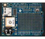 A1272 Adafruit Ultimate GPS Logger Shield incl. GPS Module