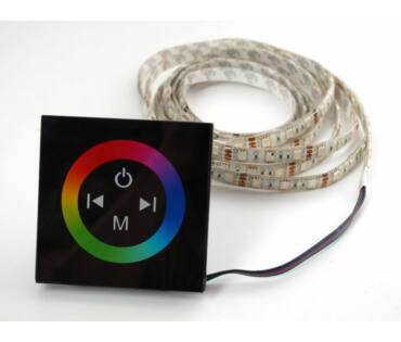 A1005 Touch Wheel Controller RGB Led szalaghoz
