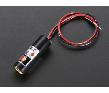 A1054 Laser Diode - 5mW 650nm Red