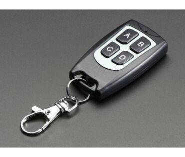 A1095 Keyfob 4-Button RF Remote Control - 315MHz
