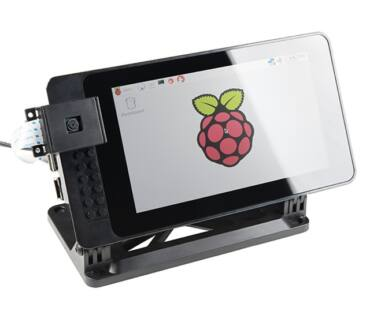 SmartiPi Touch - Lego front