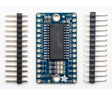 A1427 16x8 LED Matrix Driver Backpack - HT16K33 Breakout