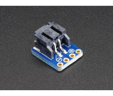 A1862 JST-PH 2-Pin SMT Right Angle Breakout Board