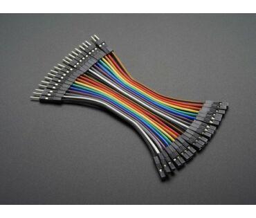 A1953 Prémium jumper kábel 20x75mm mama-papa