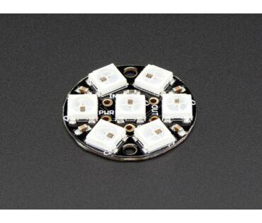 A2226 NeoPixel Jewel - 7 x WS2812 5050 RGB LED