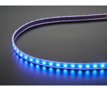A2240 DotStar Digital LED szalag - 60 LED/m - fehér hordozón