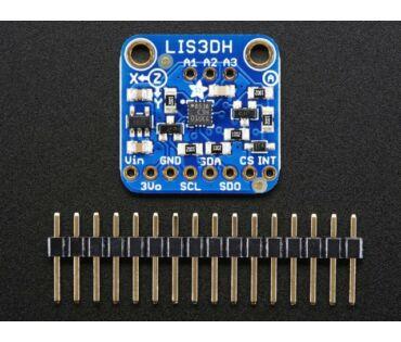 A2809 LIS3DH Triple-Axis Accelerometer (+-2g/4g/8g/16g)