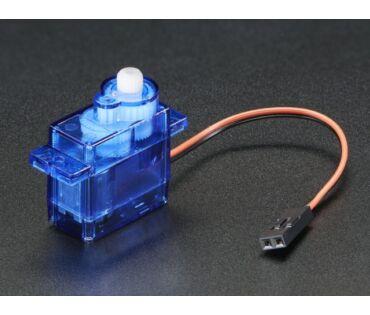 A2941 DC Motor in Micro Servo Body