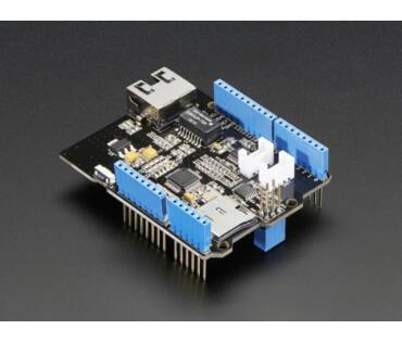 A2971 Ethernet Shield for Arduino - W5500 Chipset