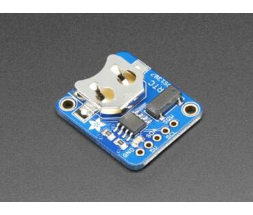 A3296 DS1307 real time clock assembled breadout board