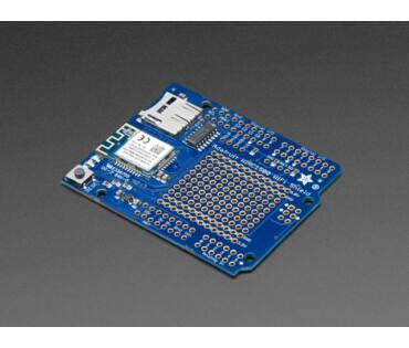 A3653 WINC1500 WiFi Shield with PCB Antenna