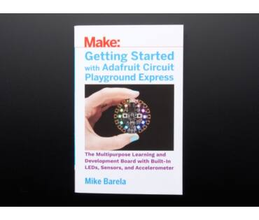 Getting Started with Adafruit Circuit Playground - könyv