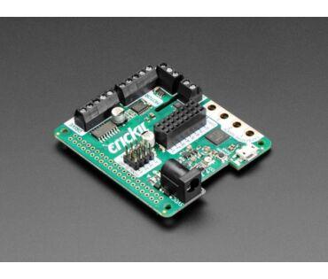 A3957 Adafruit CRICKIT HAT for Raspberry Pi