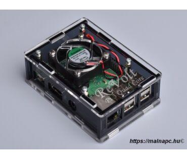 Revolt Pi3 QC-GT Active Cooler box