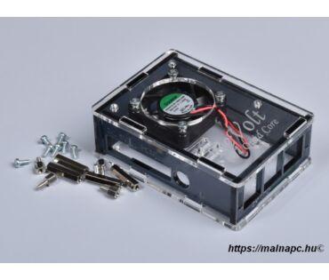 Revolt Pi 4 Cool Box - Grey