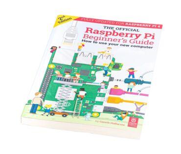 The Official Raspberry Pi Beginner's Guide - könyv