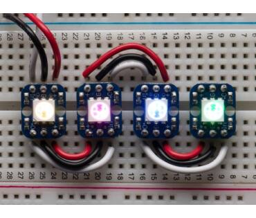 A1312 NeoPixel RGB Smart LED próbapanelhez - 4db