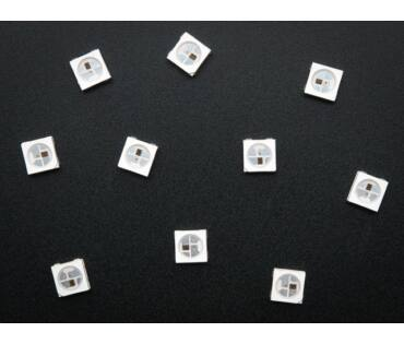 A1655 NeoPixel RGB LED WS2812B 5050 - 10db