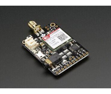 A1963 Adafruit FONA - Mini cellular GSM Breakout SMA