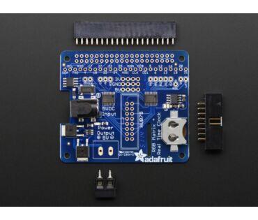 A2345 RGB Matrix HAT & RTC for Raspberry Pi - Mini Kit