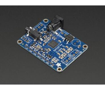 A1752 Stereo 20W Class D Audio Amplifier - MAX9744