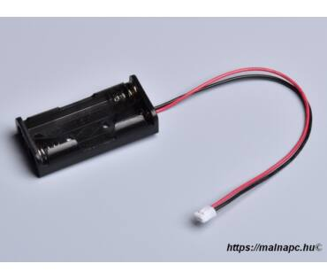 Elemtartó 2xAAA Battery Holder for BBC micro:bit
