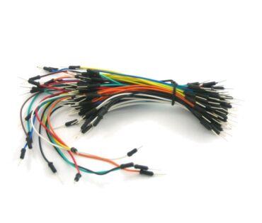 A153 Prémium jumper kábel szett 64db papa-papa