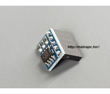 LM75 hőmérséklet szenzor modul GPIO-ra