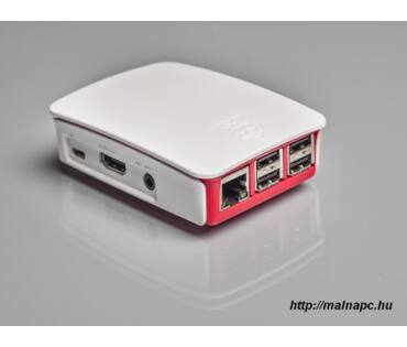 Official Raspberry Pi 3 Case Red/Wht