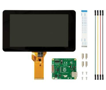 Raspberry Pi 7 inch Touch Display DSI 800x480