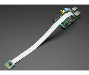 Raspberry Pi kamera kábel 300mm A1648
